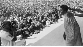 James Brown, Vietnam and Race
