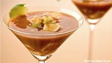 Bloody Mart Scallop Ceviche by Ming Tsai