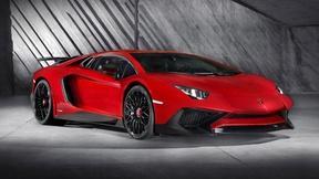 Test Drive the 2016 Lamborghini