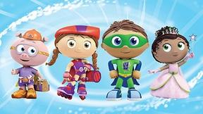 Image of Throw a Super Why Party!
