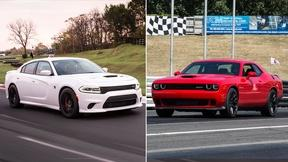 Check Out the 2015 Charger & Challenger Hellcat