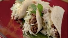 Best Ever Lamb Tacos with Chile-Tzatziki