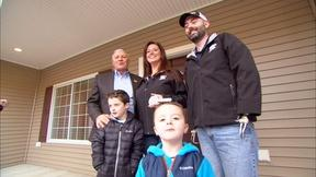 Homes for Our Troops Helps an Army Staff Sergeant