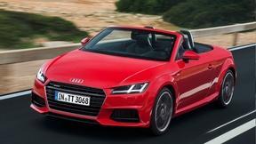 Test Drive the Brand New Audi TT
