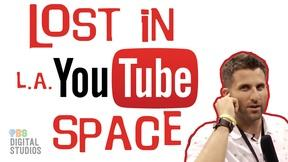 Lost in YouTube Space: Touring YouTube LA Studios