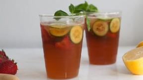 Relax with a Delicious Pimm's Cup