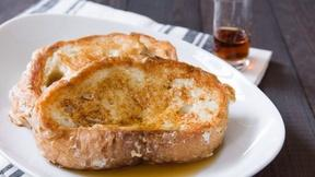 Prepare Vegan French Toast for an Easy Breakfast