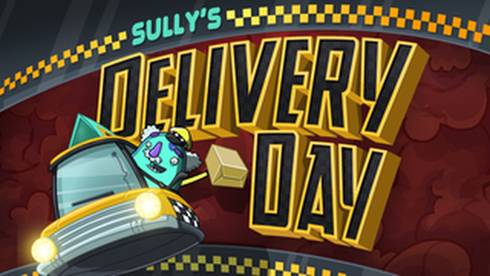 Sully's Delivery Day | Fizzy's Lunch Lab