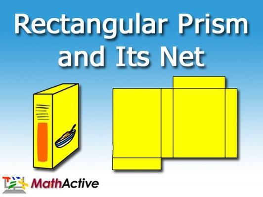 Rectangular Prism Net Transcript