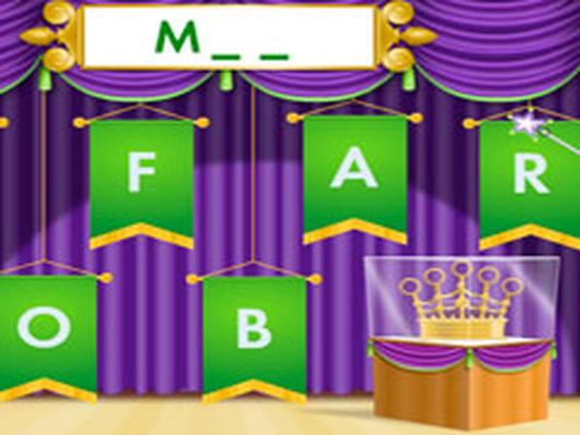 Golden Crown Spelling Bee