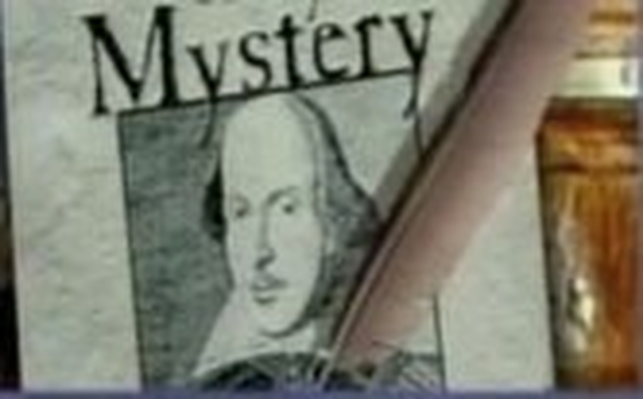 The Mystery of Shakespeare