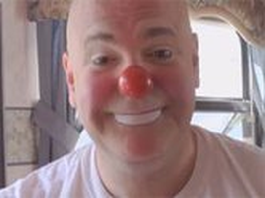 DIY: How to Make a Clown Face