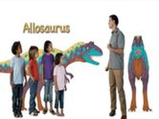 Dinosaur Train | Allosaurus