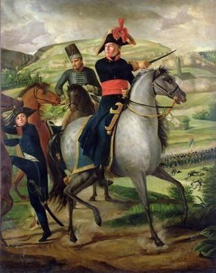 General Louis Marie Turreau de Garambouville