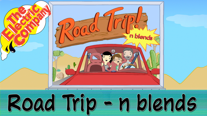 Road Trip - N Blends