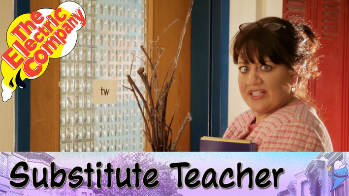 Substitute Teacher - TW