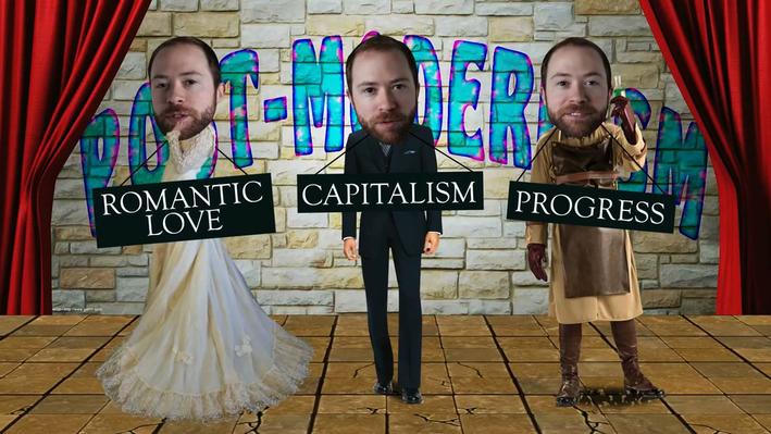 Is Community A Postmodern Masterpiece?   PBS Idea Channel