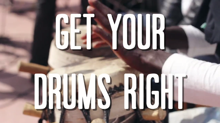Get Your Drums Right | Beat Making Lab