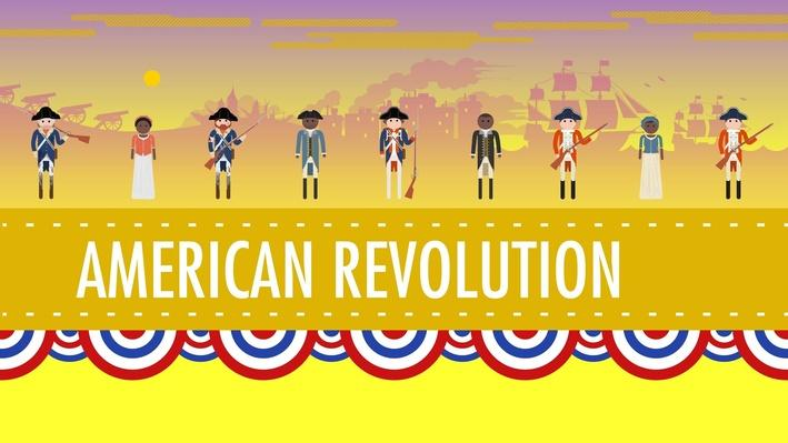 knowledge history american revolution
