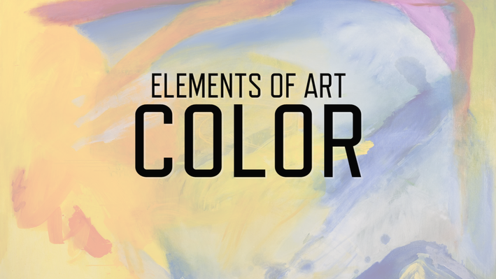 Elements of Art: Color | KQED Art School