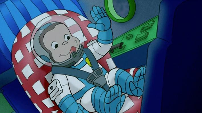 Curious George: Blast Off!