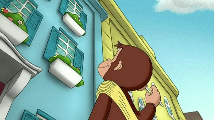 Curious George: Measure Up