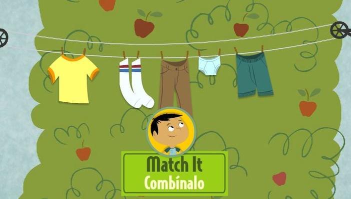 Match It! | Oh Noah!