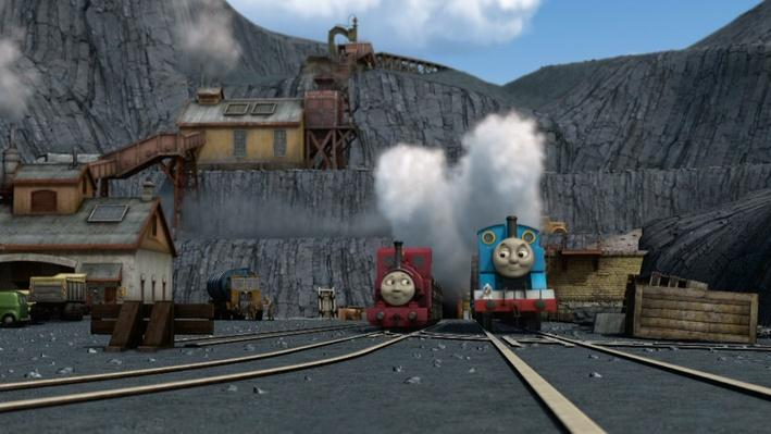 THOMAS & FRIENDS: Discussion on Working Together