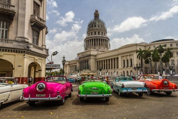 Shift in U.S. Policy Opens Cuba to American Tourists