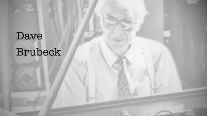 Dave Brubeck on Fighting Communism with Jazz   Blank on Blank   PBS Digital Studios