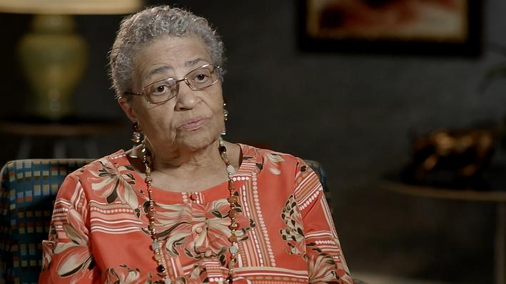 Delores Morgan Brule Helps Make History | Memories of the March