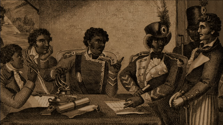 St. Domingue | The African Americans