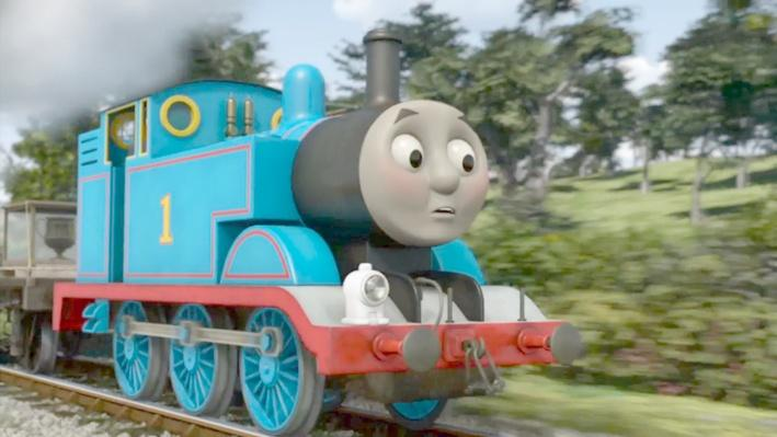 THOMAS & FRIENDS: Discussion on What Makes A Good Friend