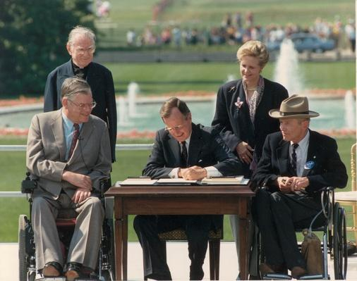 Americans with Disabilities Act Celebrates 25th Anniversary