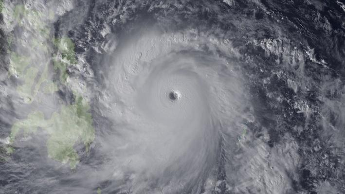 What If Super Typhoons Become a Way of Life?