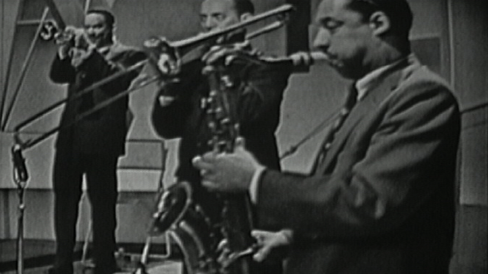 ralph ellison essays on jazz You can start anywhere—jazz as communication—since it's a circle, and you  yourself are  essay on poetic theory  ralph ellison is, too.