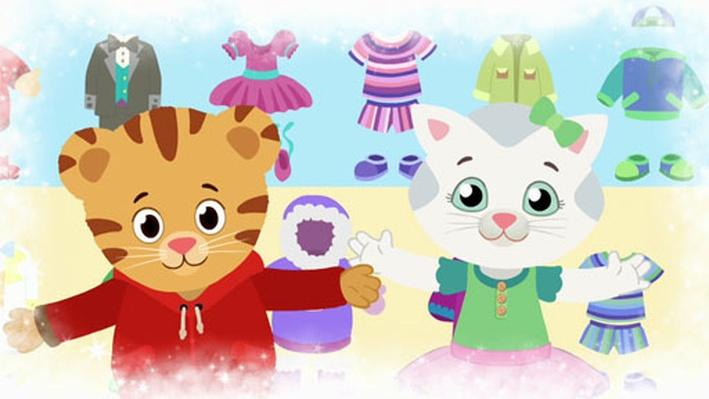 Pick the Clothes that are Right for You! | Daniel Tiger's Neighborhood