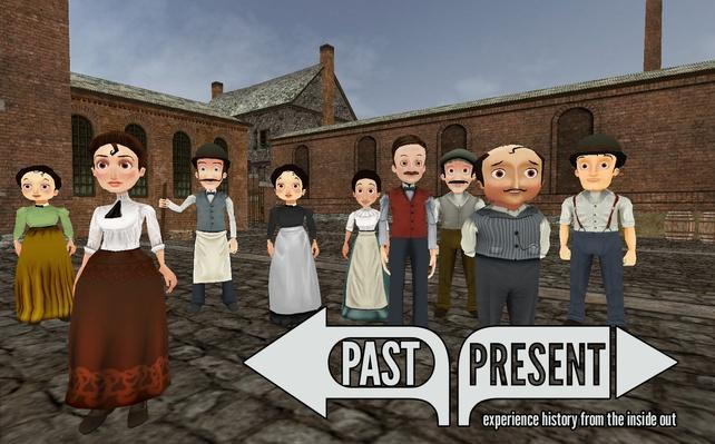 Experience History from the Inside Out with PBS LearningMedia's Past/Present