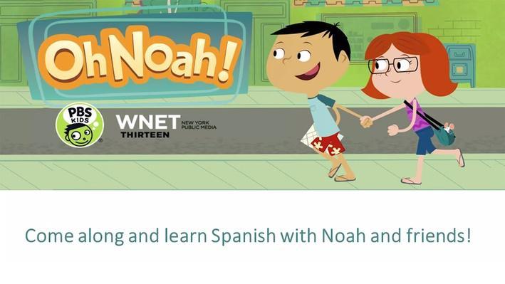 Oh Noah! Teacher Webinar