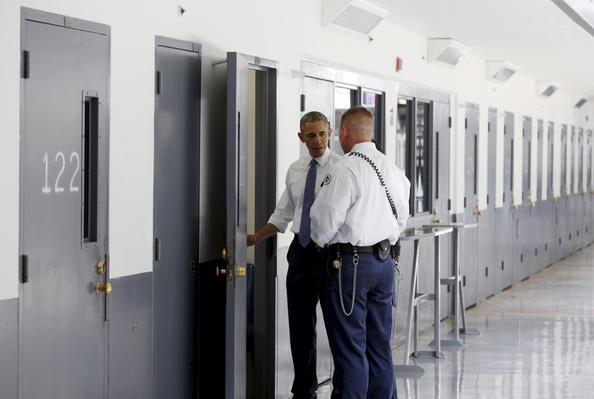 Politicians Rethink Criminal Justice
