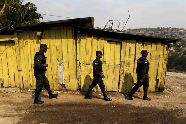 Honduras Struggles to Fight Surge of Domestic Violence Against Women