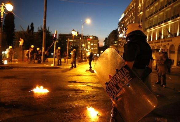 Greek Parliament Approves Controversial Bailout Deal