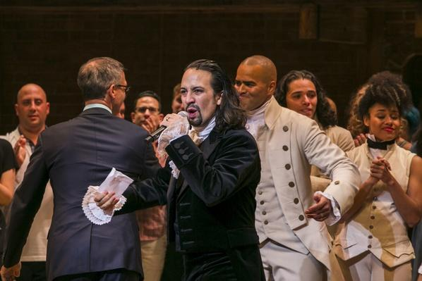 'Hamilton' the Musical Tells the Immigrant Story of a Founding Father