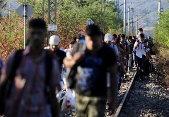 War Refugees Test Europe's Tolerance