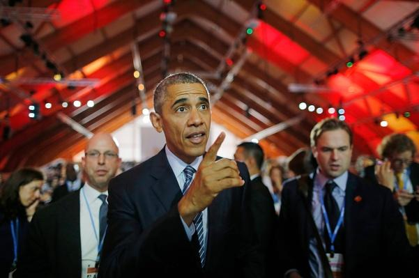 World Leaders Meet to Address Climate Change