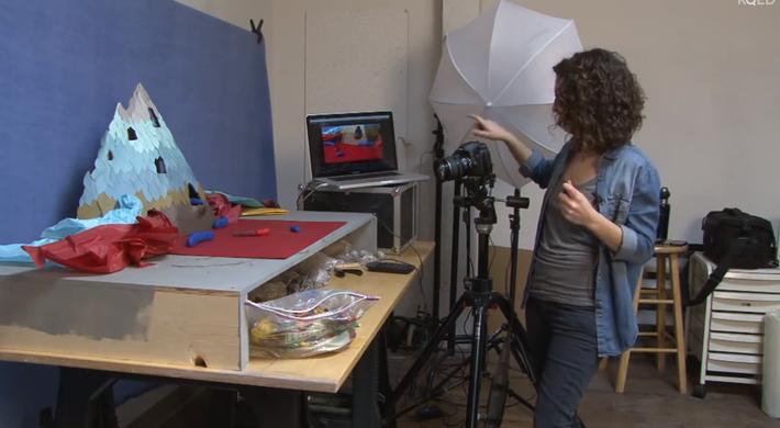 Animated Filmmaker Kirsten Lepore