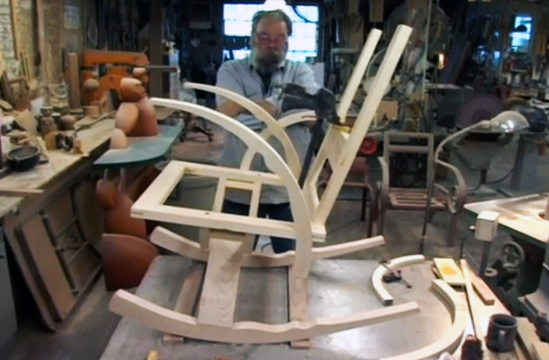 Garry Knox Bennett: Visual Arts (Handcrafted Furniture)