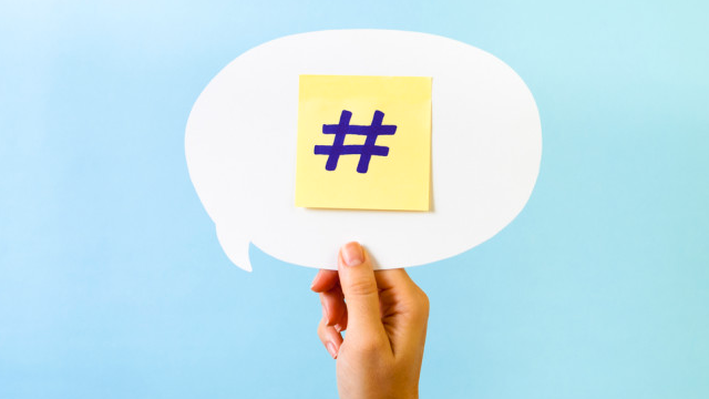 Exploring Social Media With #Hashtags