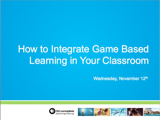 How to Integrate Game-Based Learning in Your Classroom