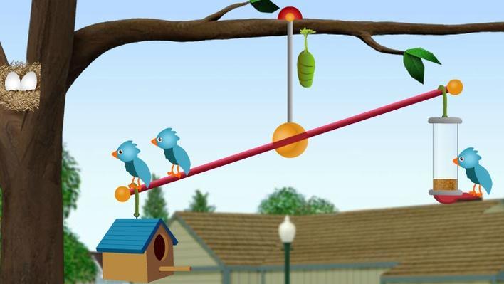 Gabriela's Balancing Act- Interactive Game